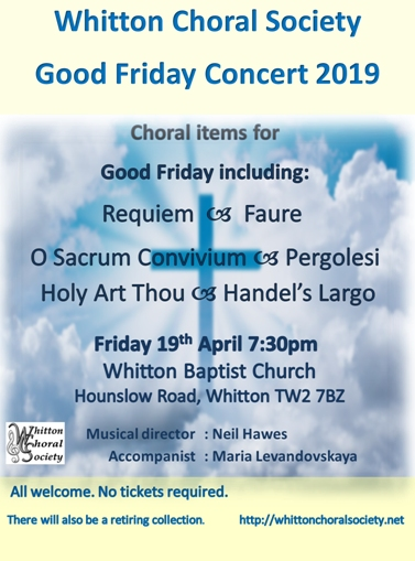 Poster for Good Friday 2019 - Click for full-size version